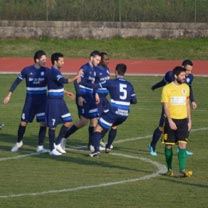 Nave Calcio vs Serle 1-2