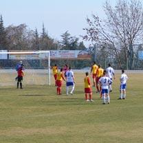 Serle vs Sarezzo Calcio 4-1